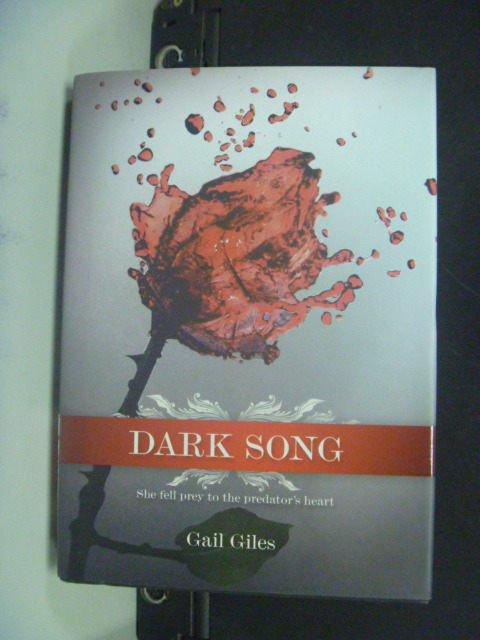 【書寶二手書T7/原文小說_MIT】Dark Song_Giles, Gail