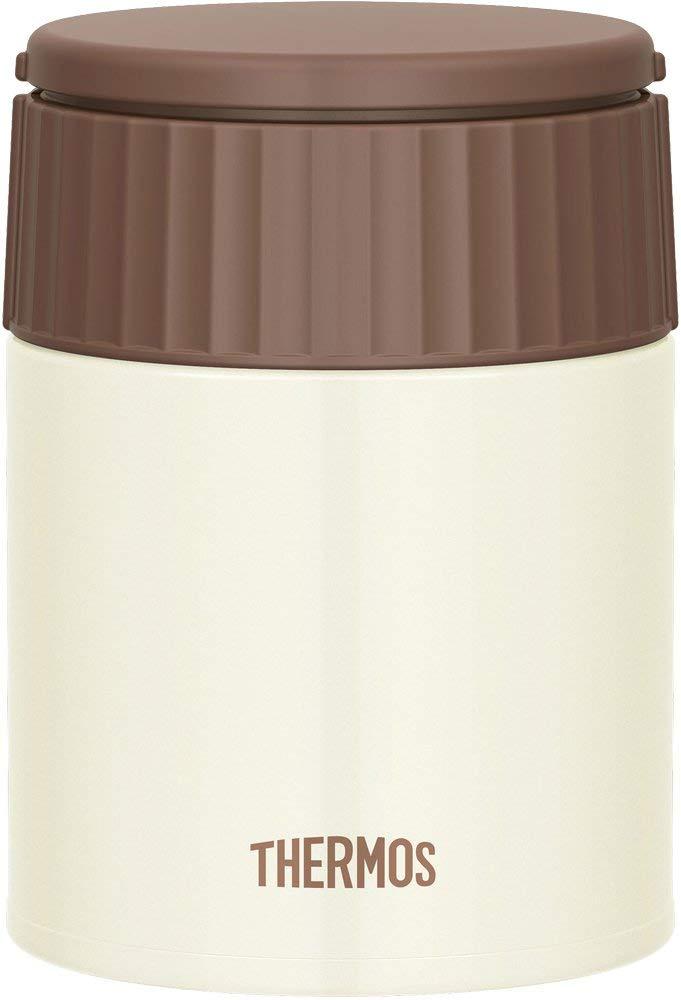 多色 日本直送 THERMOS膳魔師 400ml 真空隔熱悶燒杯 攜帶型 雙層不銹鋼 保溫保冷 悶燒罐 JBQ-400 日本必買代購