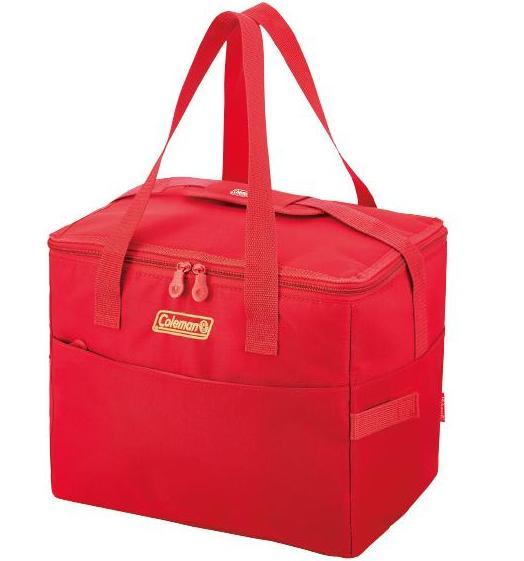 Coleman 20L 保冷袋/冰桶/野餐袋/野餐籃 CM-27233M000 20L莓果紅保冷袋/台北山水