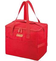 新手露營用品推薦到Coleman 20L 保冷袋/冰桶/野餐袋/野餐籃 CM-27233M000 20L莓果紅保冷袋/台北山水