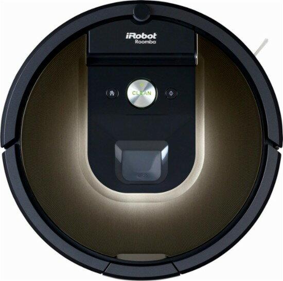 Irobot Roomba 980 Wi-Fi Connected Vacuuming Robot Black 0