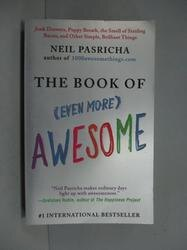 【書寶二手書T6/原文小說_GBU】The Book of (Even More) Awesome_Pasricha,