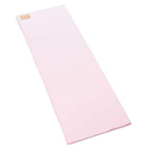 【MangMang】小鹿蔓蔓-兒童4cm防護地墊床邊墊-淺粉色*2片★衛立兒生活館★