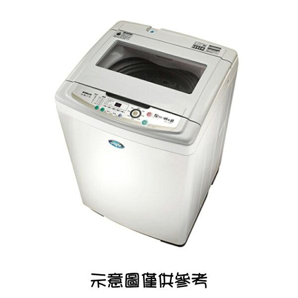 【SANLUX台灣三洋】11公斤單槽洗衣機SW-11NS3【三井3C】