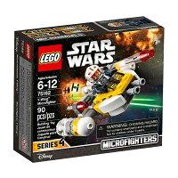 樂高積木LEGO《 LT75162》STAR WARS 星際大戰系列 -Y-Wing™ Microfighter