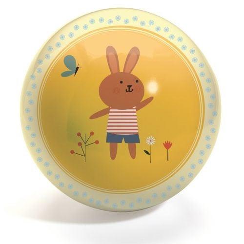 智荷 DJECO 甜蜜小兔彈力球DJ00102★愛兒麗婦幼用品★