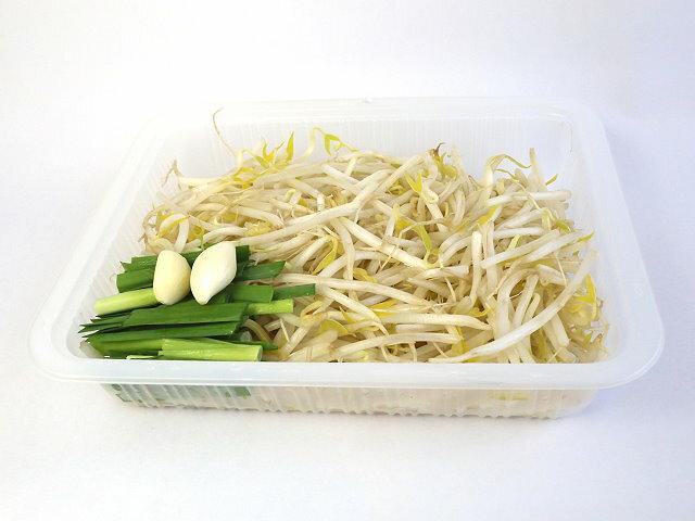 【食在方便】清炒豆芽菜 380g