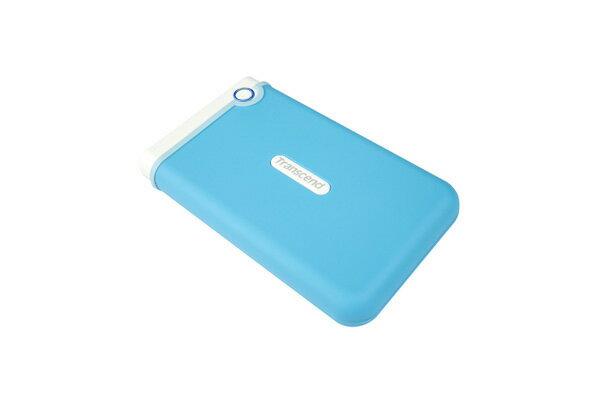 Transcend 2TB USB3.0 StoreJet 25M3隨身硬碟 藍色