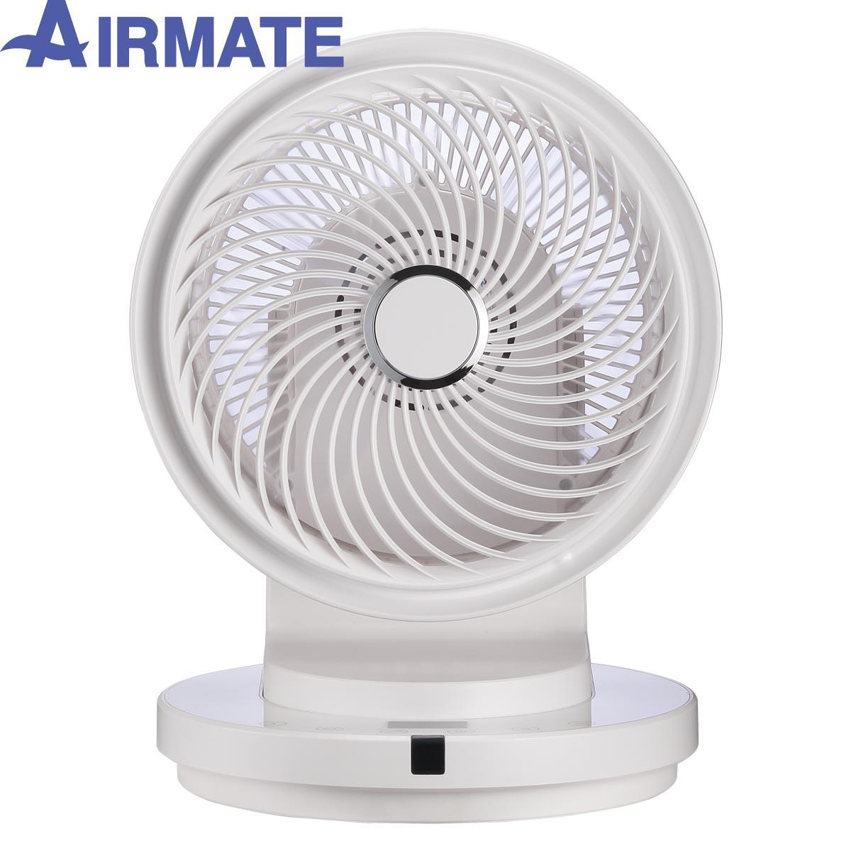 Airmate艾美特 日系冬夏兩用9吋DC直流循環扇 -FB2352R
