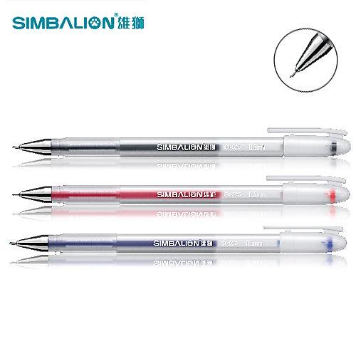 雄獅SIMBALION中性筆/GL525/0.5mm