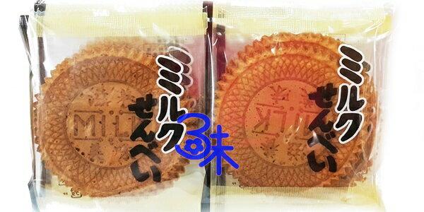 (日本) 船岡 20枚牛奶煎餅 1包 165 公克 145 元 【4976573247059 】 (船岡牛奶仙貝)