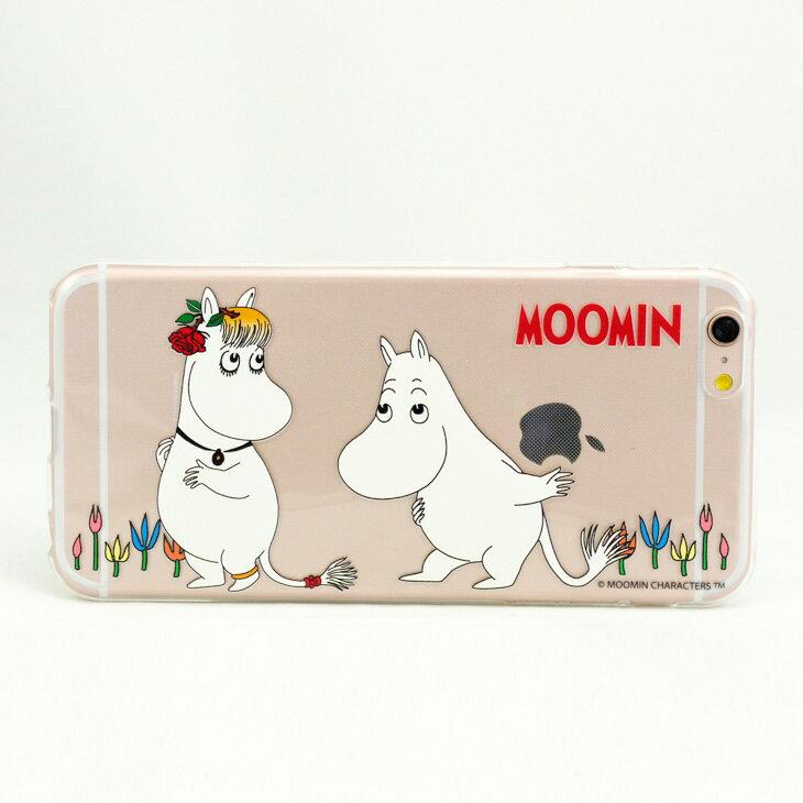 TPU手機殼-Moomin嚕嚕米授權【和我跳支舞】《Samsung/Sony》