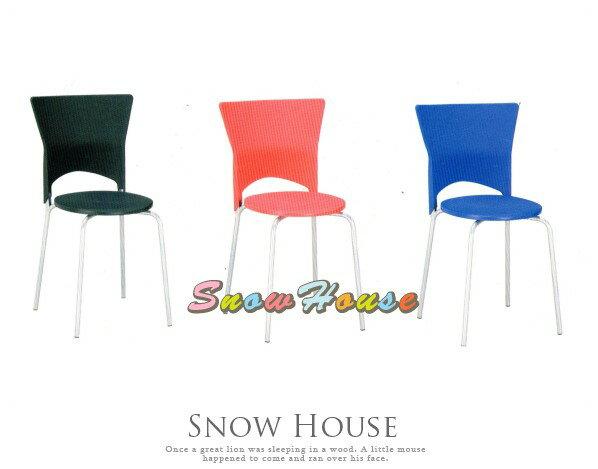 ╭~雪之屋居家 館~╯AA887~06 07 08 09 10 烤銀腳巧思椅 塑鋼 耐衝擊