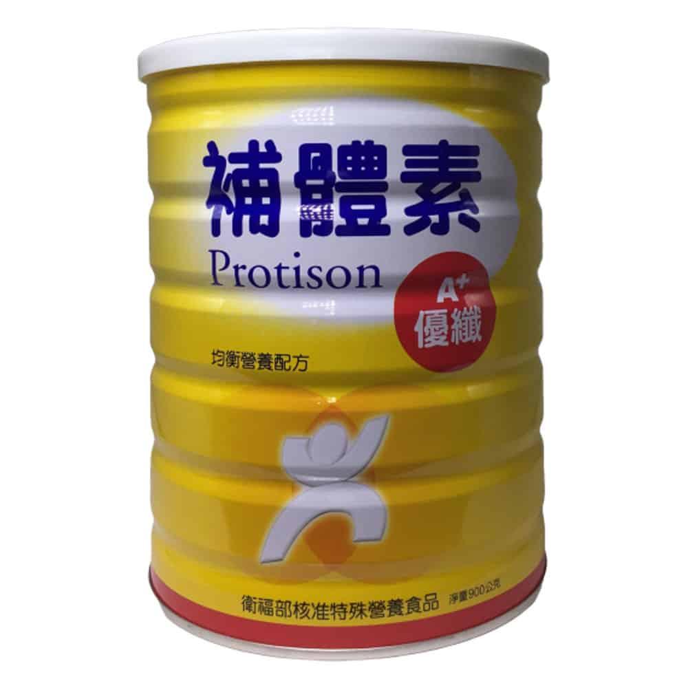 補體素 優纖A+ 900g/罐