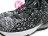 2019-2020 NBA 最新款 LeBRON JAMES 最新代言 NIKE LEBRON XVII GS 17 OREO 大童鞋 女鞋 黑白 雪花 FLYKNIT 飛織鞋面 前 ZOOM AIR 後 MAX 氣墊 小皇帝 雷霸龍 KING LAKERS 頂級科技 籃球鞋 (BQ5594-002) 1019 2