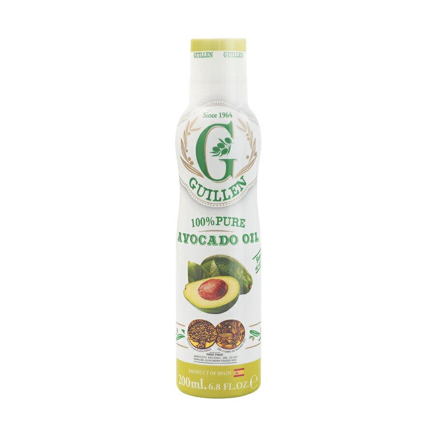 【Guillen】噴霧式酪梨油200ml ❤ 西班牙原裝進口 最新效期