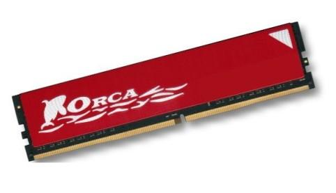 ORCA 威力鯨 DDR4 8GB 2400 桌上型記憶體/ 全新/ /終保