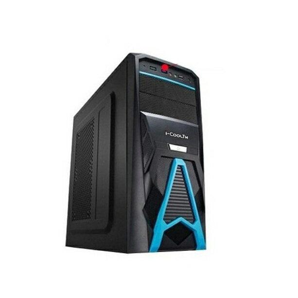 限宅配 i-COOL TW 無極戰士 Q5電腦機殼 電腦周邊 電腦零件 風扇 散熱器 機殼 桌上型電腦