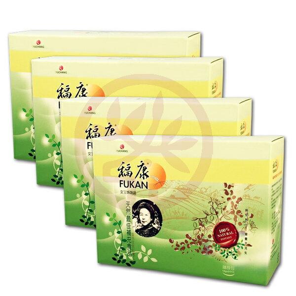 莊淑旂博士 福康(14g*21包)x4盒