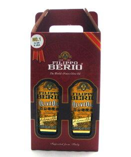 有機良品:百益橄欖油禮盒1L*2瓶