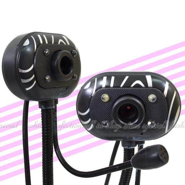 青花瓷電腦攝影機帶麥克風 攝影機 PC攝影機 視訊~DD307~~123便利屋~