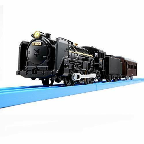 《TAKARA TOMY》交通鐵道 #S-29 C61蒸汽機關車(有燈) 東喬