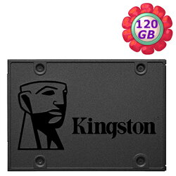 Kingston A400 120GB SSD【SA400S37/120G】2.5吋 SATA 6Gb/s 固態硬碟