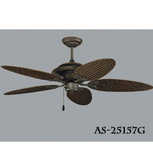 南洋風★52吋吊扇風扇墨竹★永光照明AS-25157