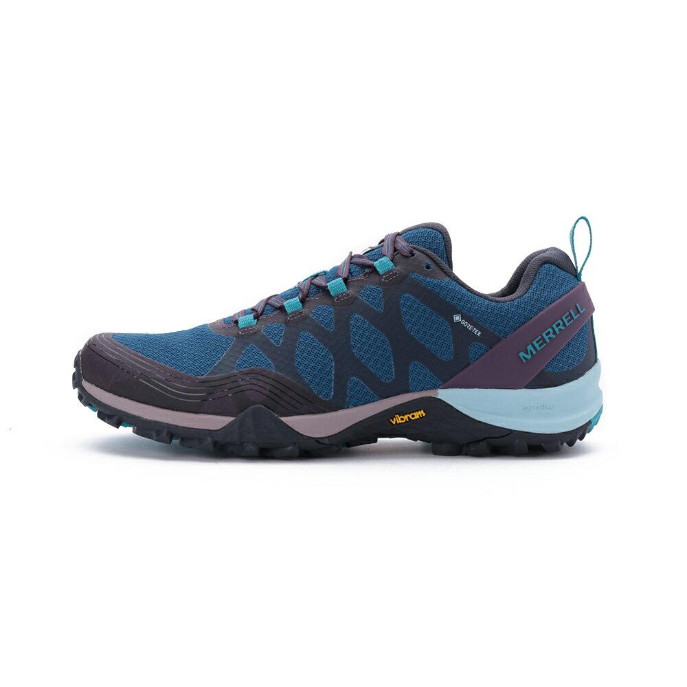 MERRELL SIREN 3 GORE-TEX 防水登山鞋 銀河藍 ML034996 女鞋登山越野│耐磨│防潑水