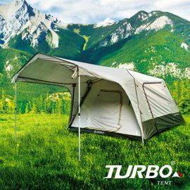 Turbo Tent 專利快速帳篷 6人帳 CT-270【榮獲2015德國紅點設計大獎】戶外 露營