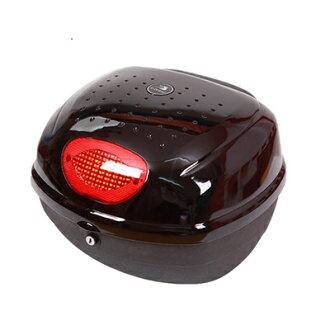 機車置物箱 後尾箱-堅固耐用大容量摩托車用品6色73q14【獨家進口】【米蘭精品】