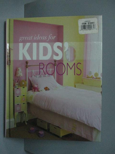 ~書寶 書T3/ _LOF~Great Ideas For Kids ^#x27 Room