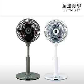 嘉頓國際夏普SHARP【PJ-H2DS】電扇電風扇DC扇八段風量上下左右擺頭空氣清淨3枚羽根