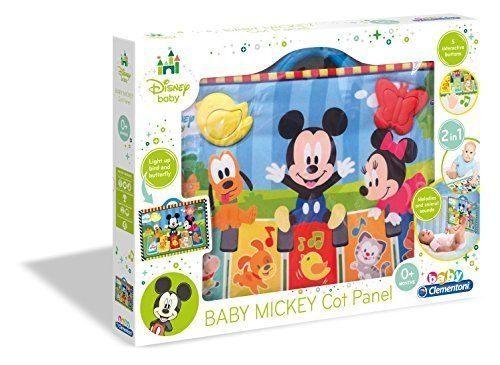 《Disney迪士尼》迪士尼嬰兒-米奇好朋友踢踢腳小鋼琴