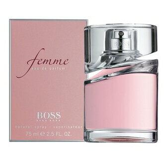 香水1986☆BOSS Femme 光采女人女性淡香精 30ml 另有50ml 75ml