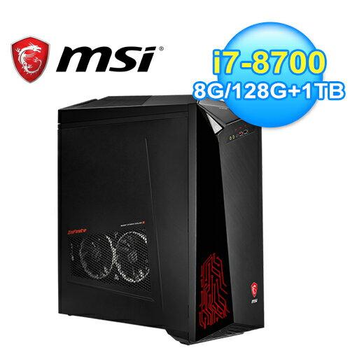 【MSI微星】InfiniteA8RC-215TW無極限電競桌機【三井3C】