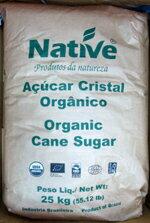 巴西有機砂糖25公斤