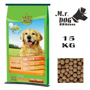 寶多福美食犬餐-15公斤-雞肉