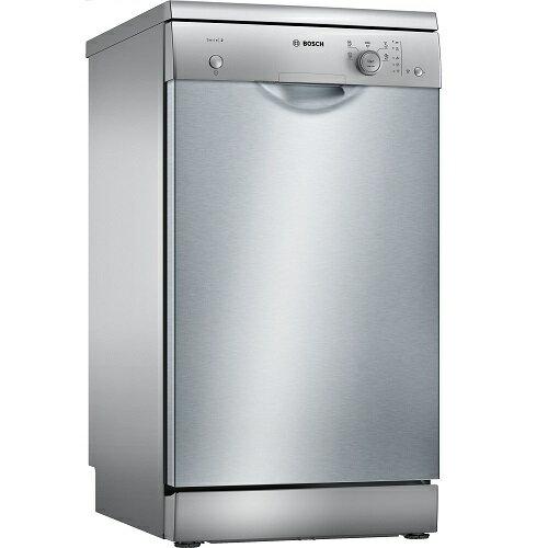 【贈3000商品卡】德國 BOSCH 博世 SPS25CI00X 2系列 45 cm 獨立式 洗碗機 (9人份) ※熱線 07-7428010 - 限時優惠好康折扣
