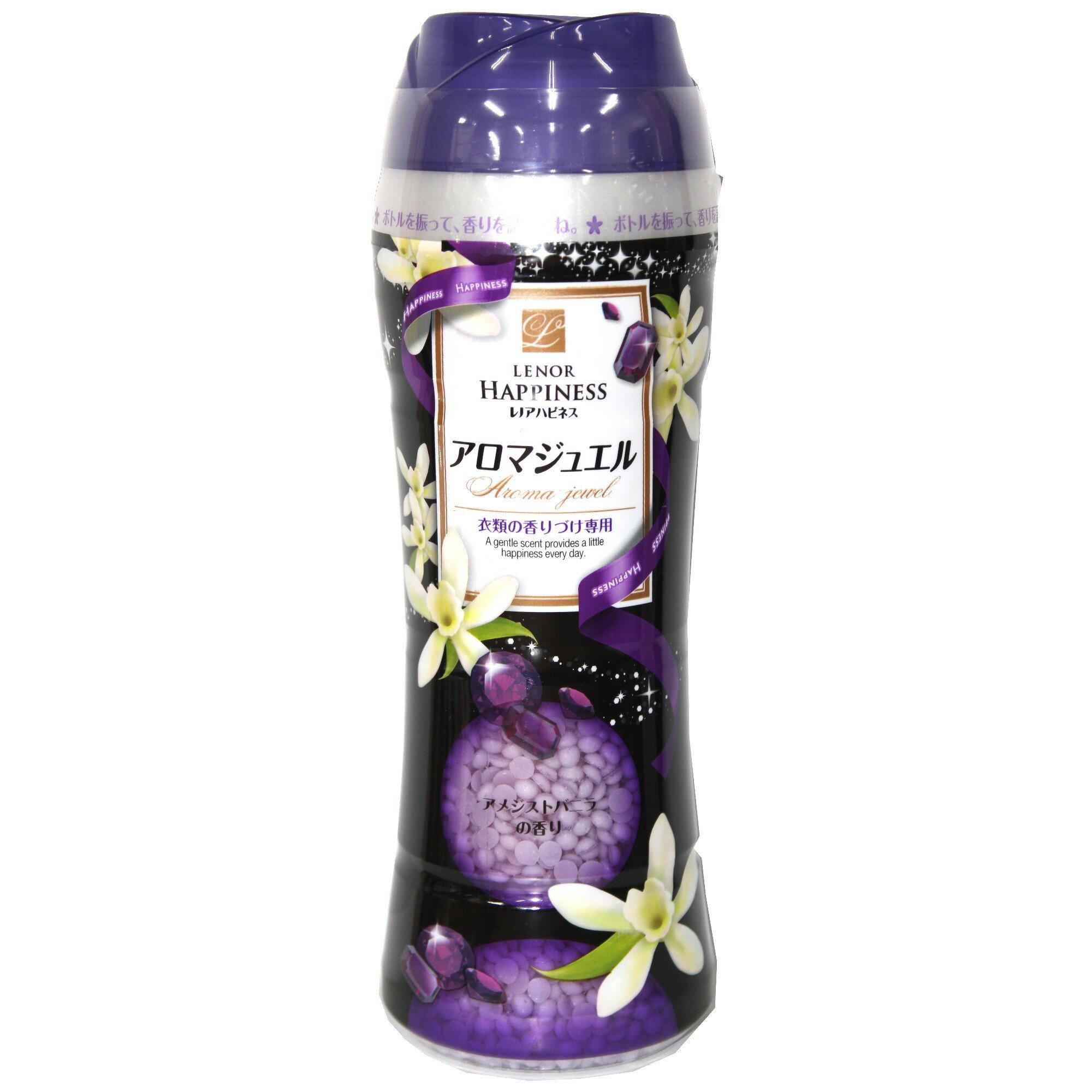日本 P&G LENOR 洗衣芳香顆粒-紫晶香草 375g