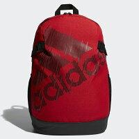 Adidas愛迪達,adidas愛迪達後背包推薦到Adidas POW BOS 背包 後背包 休閒 筆電 LOGO 紅 【運動世界 】 DM2921