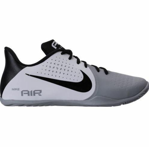 Nike Air Behold Low 男鞋 籃球 氣墊 低筒 透氣 基本款 白 黑 【運動世界】 898450-101