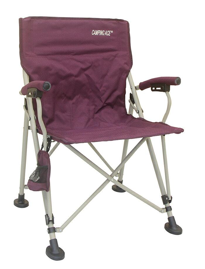 野樂經典豪華休閒椅,高張力耐拉管套 ARC-806 野樂 Camping Ace 3