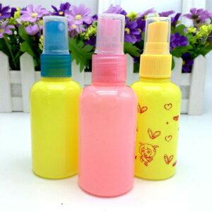 【省錢博士】噴瓶分裝化妝水瓶 / 爽膚水透明噴霧瓶 / 75ml  9元