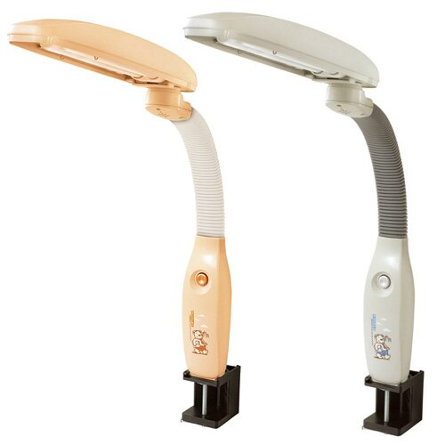 優雅PL27W電子護眼夾燈(UY-2715)
