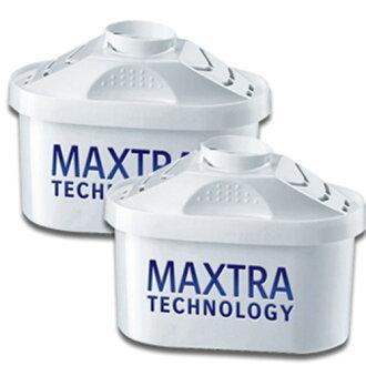 【德國BRITA】MAXTRA八週長效濾芯(2入組) BR02