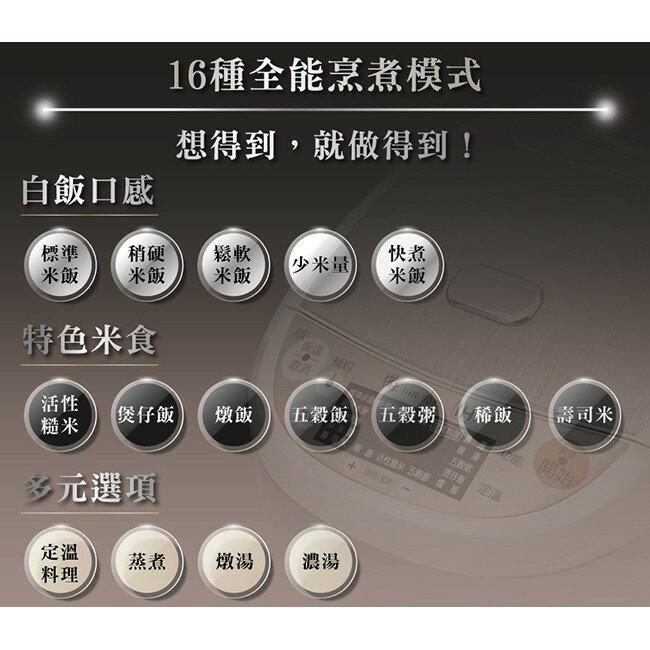 【鍋寶】IH智能定溫電子鍋-8人份 (兩色任選) 4