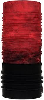 【【蘋果戶外】】BUFF BF120894 西班牙 NEW 魔術頭巾 POLAR【二段式】保暖頭巾 烈火重生 PLUS 圍脖