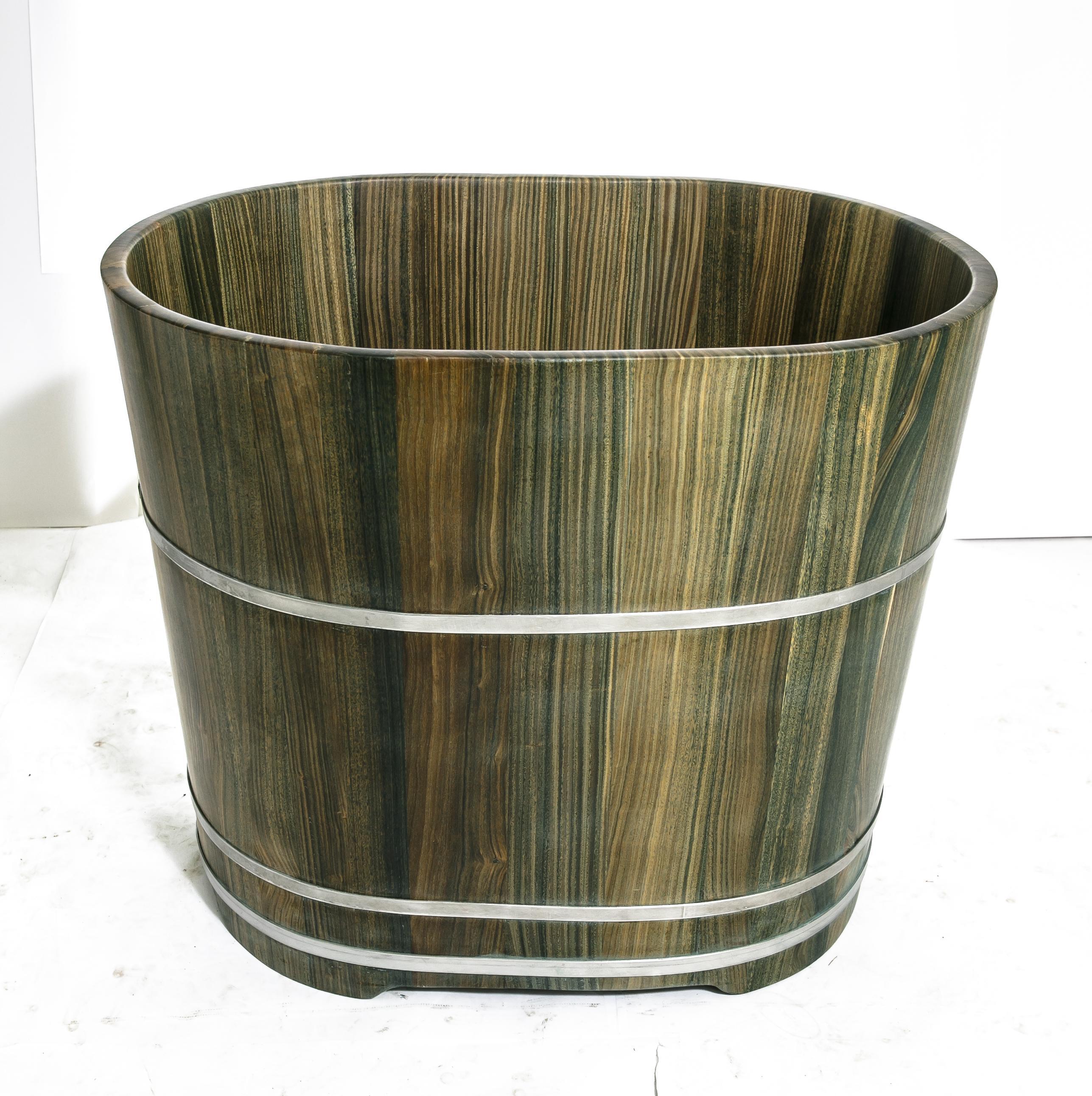 泡澡幫助血液循環 綠檀檜木桶 泡澡桶(三尺長) )台灣第一領導品牌-雅典木桶 木浴缸、方形木桶、泡腳桶、蒸腳桶、蒸氣烤箱