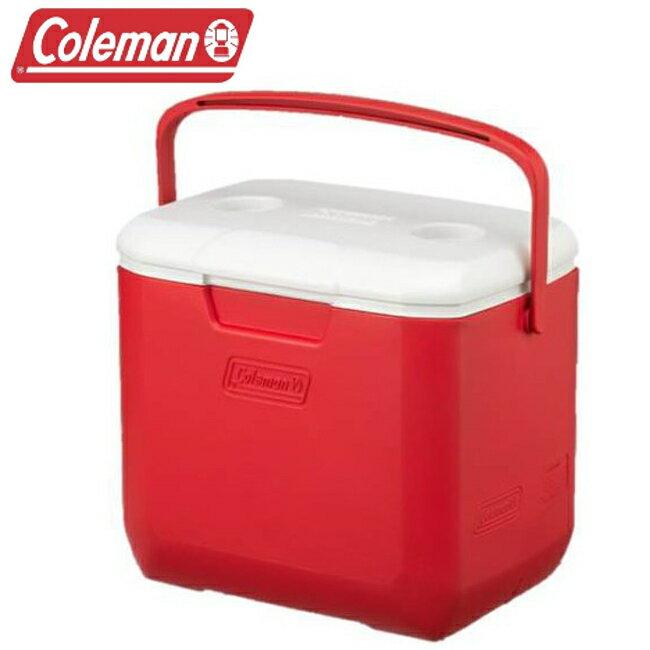 Coleman EXCURSION 美利紅冰箱 28L /冰桶/保冰箱/露營/旅遊 CM-27862 /台北山水